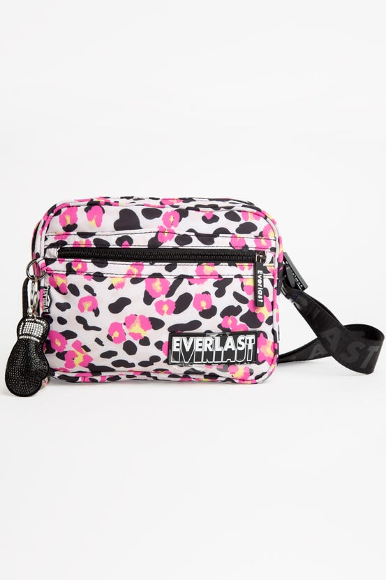 Bolso Party Quilted Queen Rosado Everlast