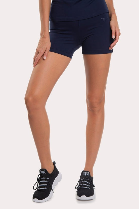 Legging Short Basic Azul Everlast