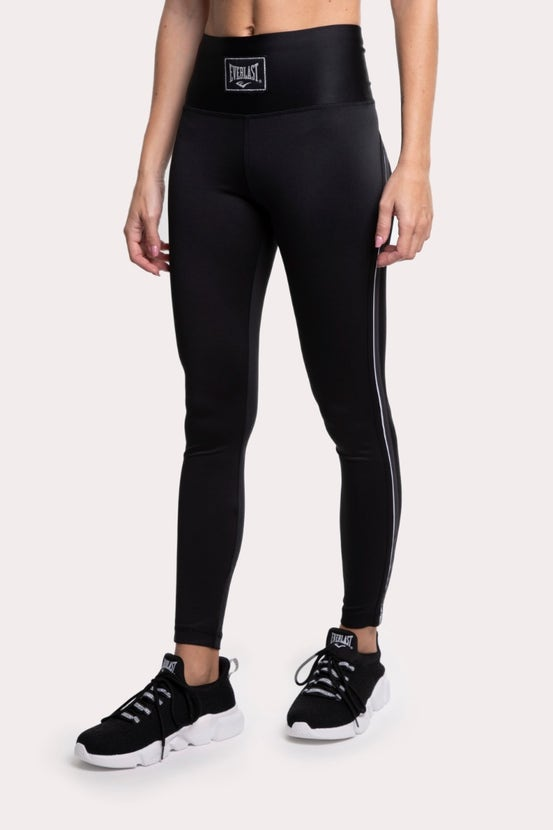 Legging Long Cross Negro Everlast