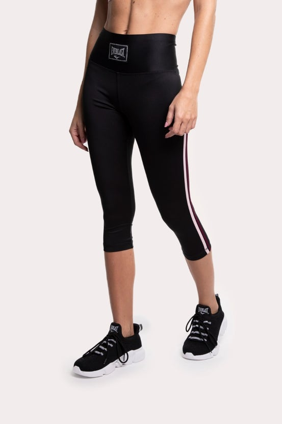 Legging Mid Cross Malva Everlast