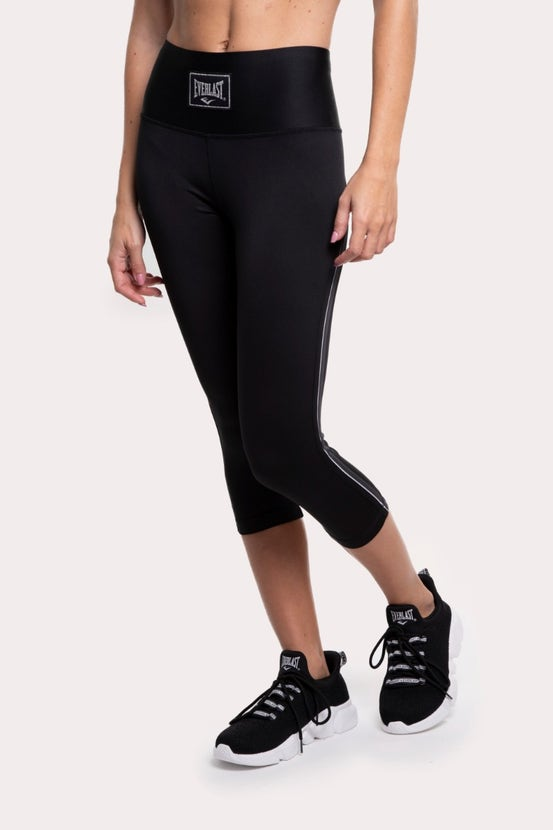 Legging Mid Cross Negro Everlast