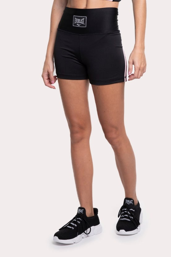 Legging Short Cross Malva Everlast