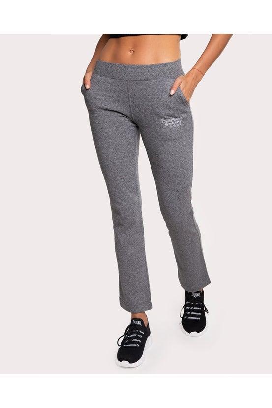 Pantalon Basic Casual Gris Charcoal Everlast