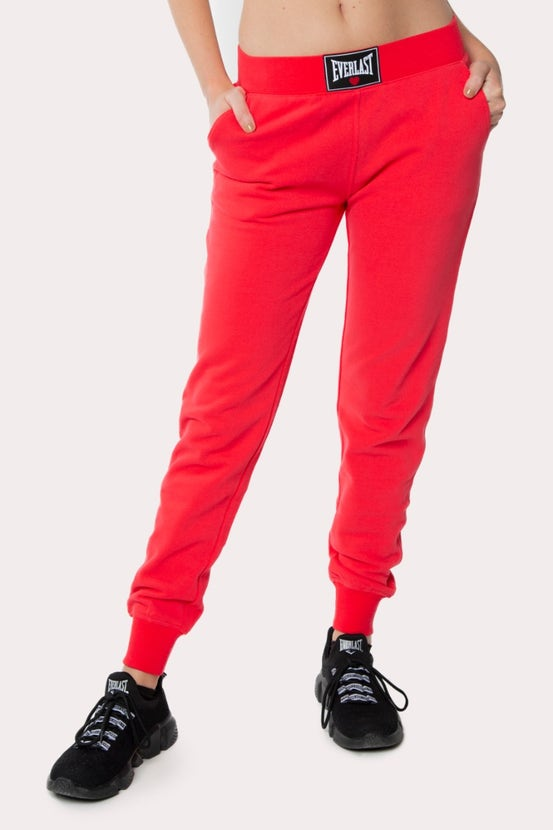 Jogger Heritage Rojo Everlast