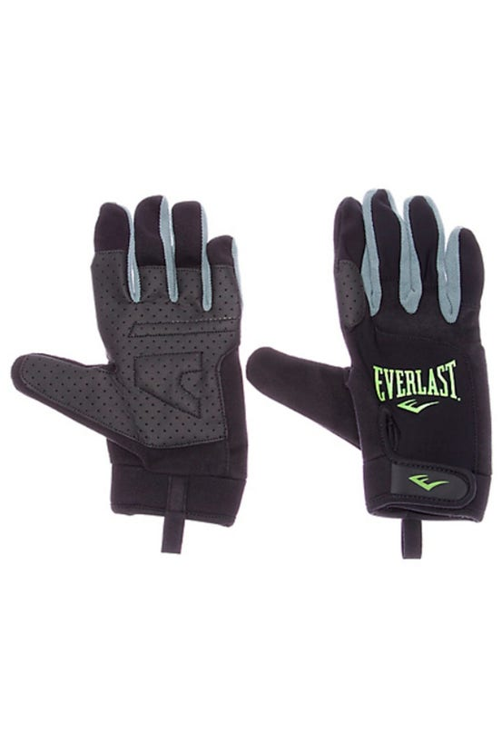 Guante Crossfit Everlast U-Plus Gris