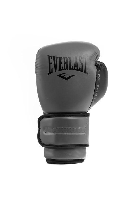 Guante de Box Powerlock 2 TR Gris Everlast